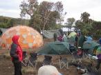 første lejr