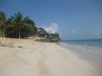 stranden den ene vej