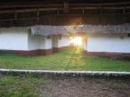 Morgenudsigt fra min hytte
